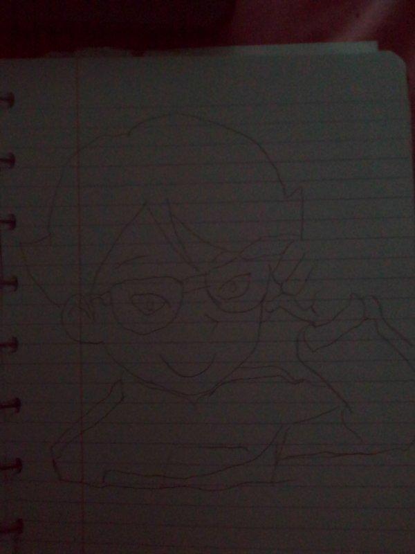 dessin inazuma eleven #4