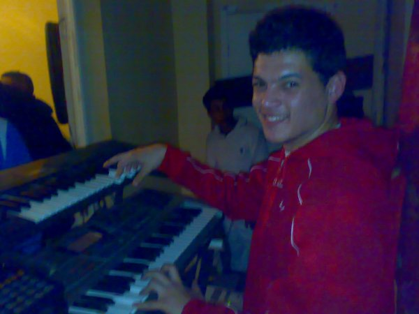 Réveillon 2011 en mode claviste (^.°)