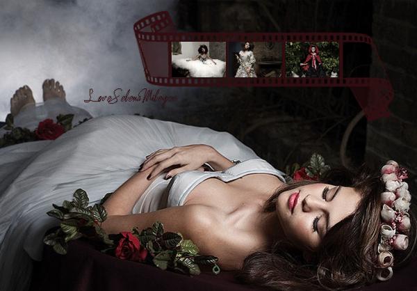 Découvrez un magnifique et nouveau photoshoot de Selena de cette année. J'aime beaucoup et vous?
