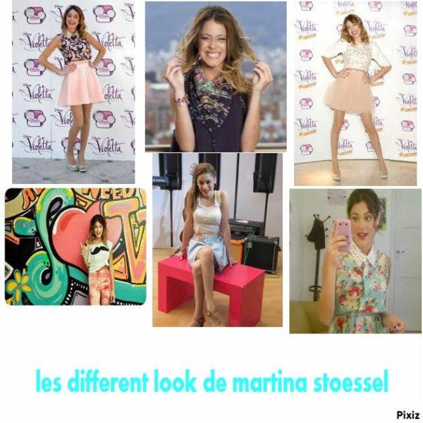 Martina Stoessel photos collage fait par nous