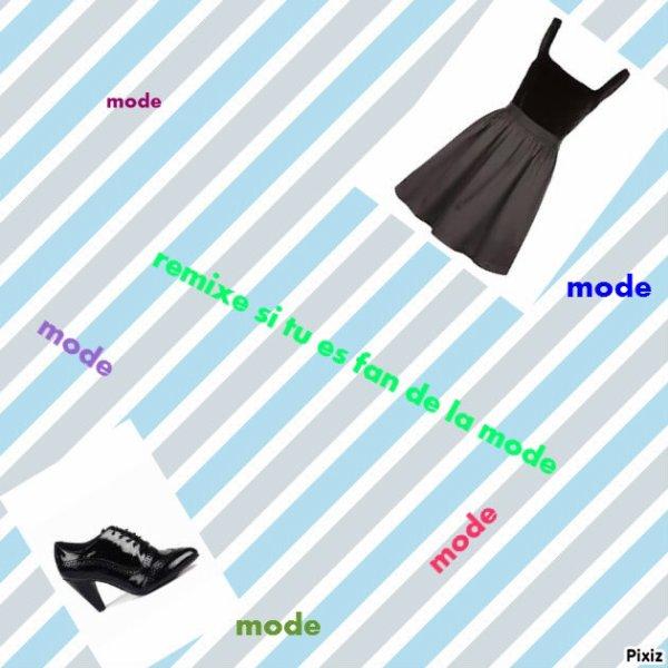 si tu adore la mode remixe