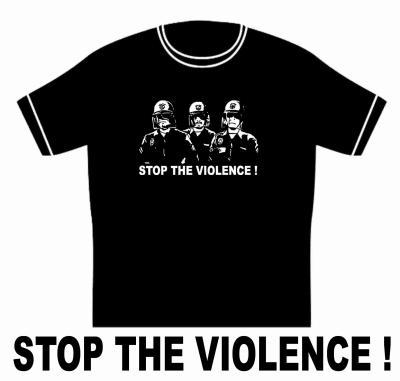 avoid violence