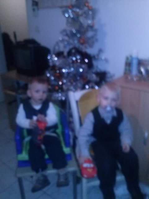 mes deux enfant