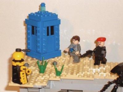 Doctor Who et les Alien ?