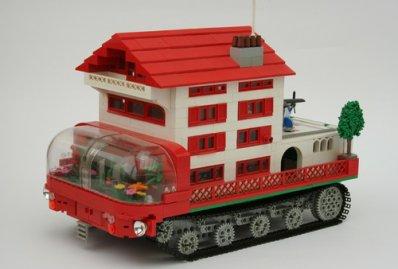 Lego RETURN