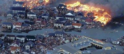 Tsunami dévastateur au Japon