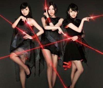 レーザービーム/微かなカオリ / Perfume - レーザービーム (2011)