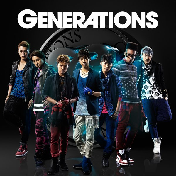 HOT SHOT / GENERATIONS from EXILE TRIBE - HOT SHOT (2013)