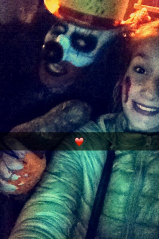 Halloween Walibi Belgique 😄❤️