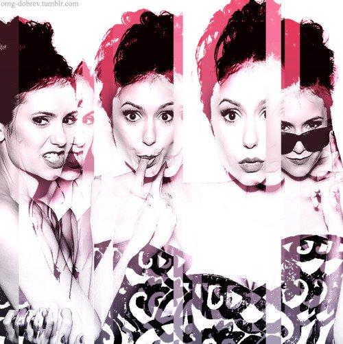 Elena la reine des pétasses!