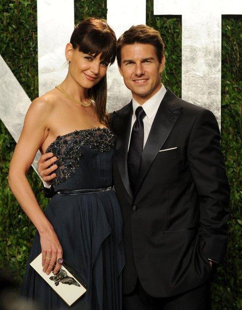 Katie Holmes \ Tom Cruise. Le divorce !