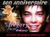 mardi 13 mai anniversaire de notre ange