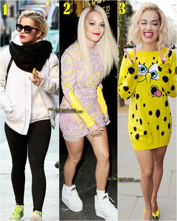 Le style de Rita Ora