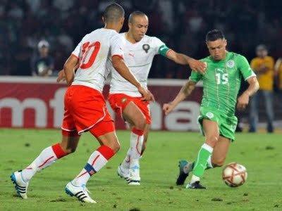 Maroc 4 - 0 Algérie