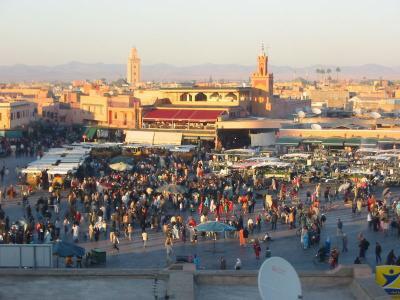 Bienvenue au Maroc: مرحبا بكم في المغرب  Morocco