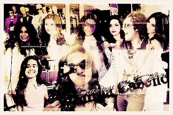 Sur ce blog, retracez l'actualité quotidienne de Camila Cabello, du groupe Fifth Harmony