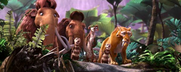 L'Age de Glace 3 ; Le Temps des Dinosaures