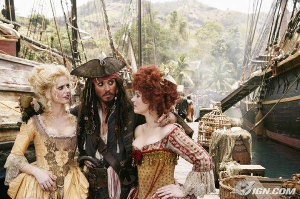 Pirates des Caraïbes, jusqu'au bout du monde