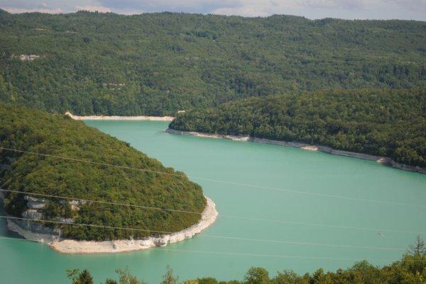 lac de vouglan