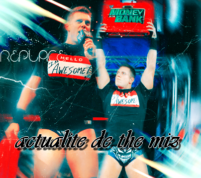 News de the miz
