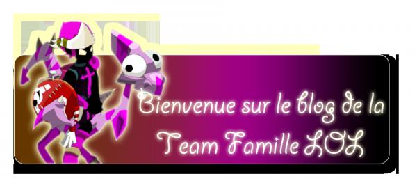 Team Famille lol