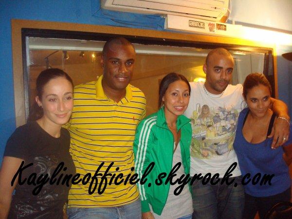 KAYLINE : 1er ALBUM SOLO début 2011 inChALLAH !!!