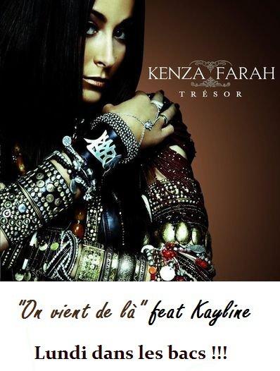 KAYLINE : 1 ER ALBUM SOLO BIENTOT ...