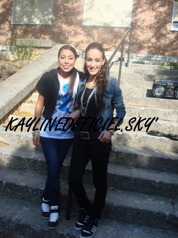 KAYLINE : KENZA FARAH TRÉSOR LE 15 NOVEMBRE 2010 DANS LES BACS !!!