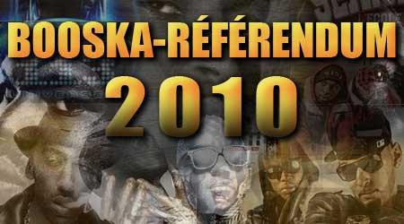 Le Booska'Référendum 2010 !