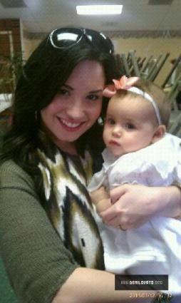 Demi Lovato- Je ne faisais pas face à mes sentiments