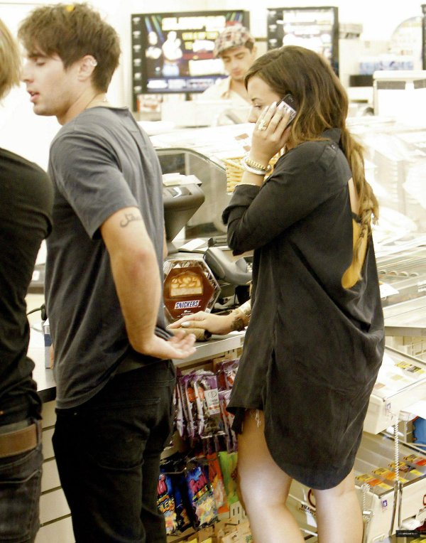 Demi Lovato le 19 août
