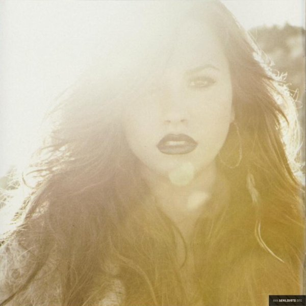 Demi Lovato photoshoot UNBROKEN