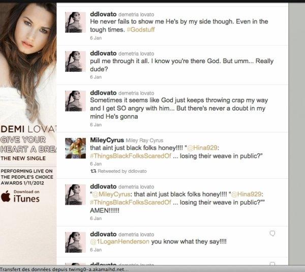 Demi Lovato : Elle pense que Dieu est responsable de ses malheurs