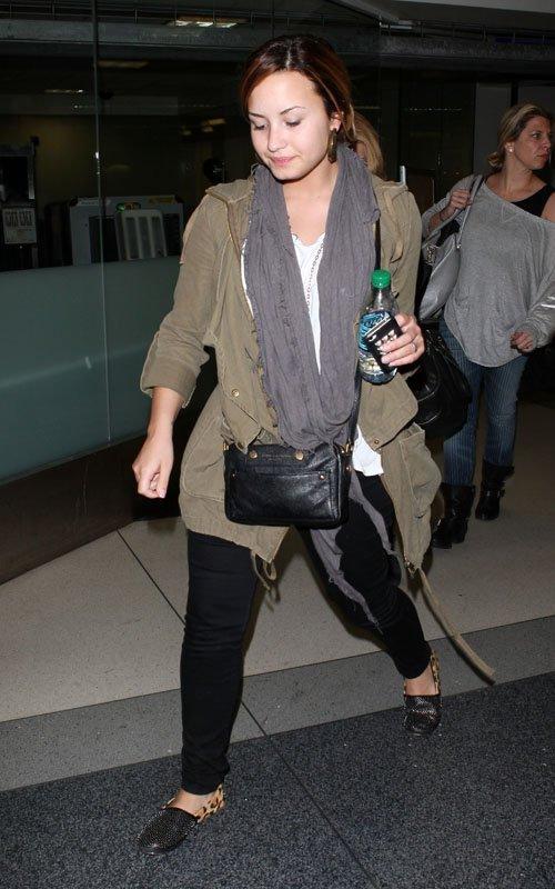 Demi Lovato, il y a des jours avec… et des jours sans !