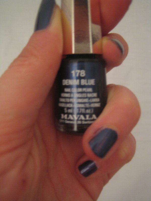 Denim Blue de Mavala