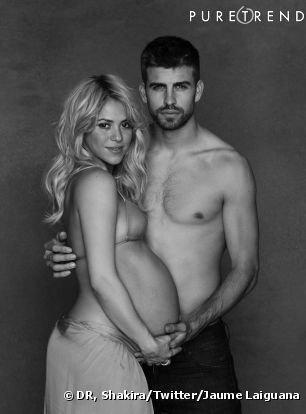 Shakira annonce la naissance de son petit garçon sur facebook