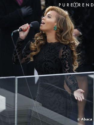 Beyoncé chante en playback pour le concert d'investiture de Barack Obama et gagne 1,8 millions de dollars