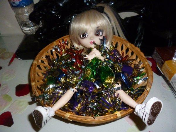 Lady-Guess vous souhaite une Bonn année à tous ;)