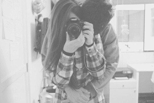 L'amour, c'est un choix entre tout perdre ou être heureuse pour toujours.
