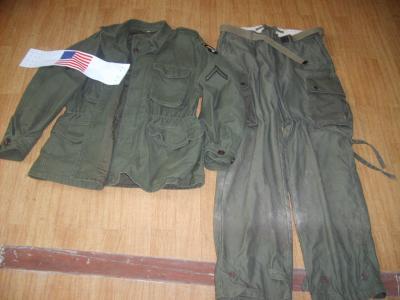 La tenue m43