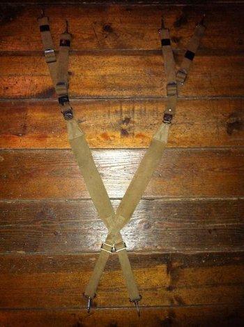 Montage du brelage sur le ceinturon