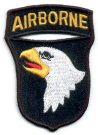 Carnet de guerre, the 101st Airborne Division (en cours de mise à jour)
