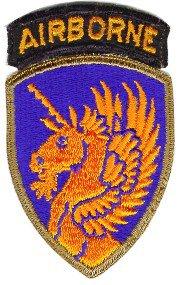 Carnet de guerre, the 13rd Airborne Division (en cours de mise à jour)