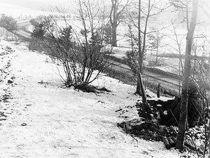 """La """"Battle Of The Bulge"""", Stoumont et Bastogne, Belgique (en cours de mise à jour)"""