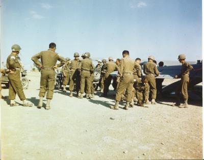 Opérations en Afrique du Nord