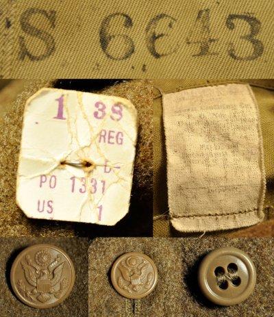 La tenue et l'équipement durant la bataille des Ardennes (en cours de mise à jour)