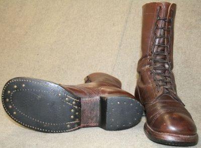 les bottes de saut