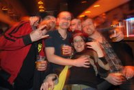 Full of Suédoises/Liège+/Péniche Inside Out 9/02/11
