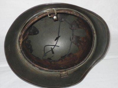 Intérieur Casque Allemand M35