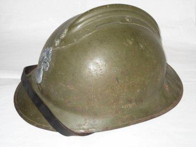 Casque Adrian M26 Infanterie